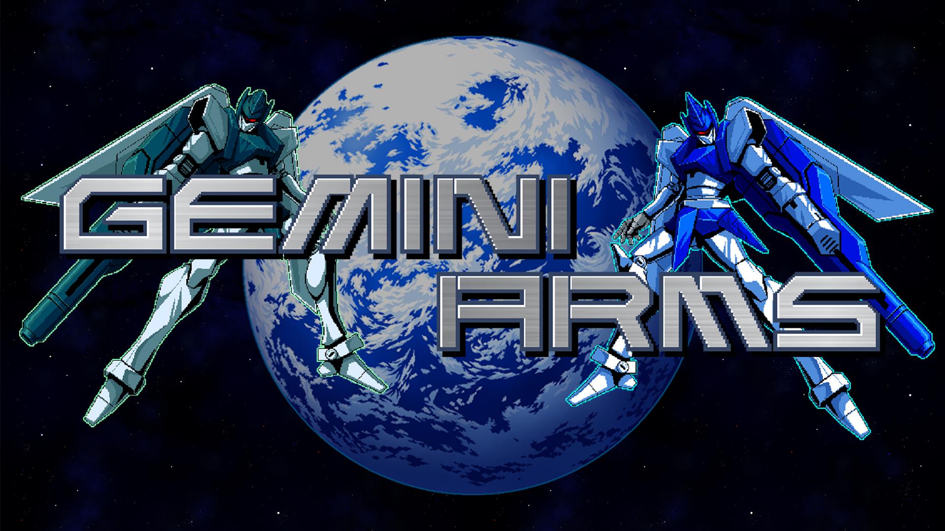 海外Nintendo Switch版として『ジェミニアームズ』を発売