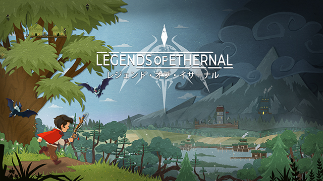 """""""Legends of Ethernal"""" (Japanese) Localization, TCR Check/LQA, and FQA for PlayStation 4"""