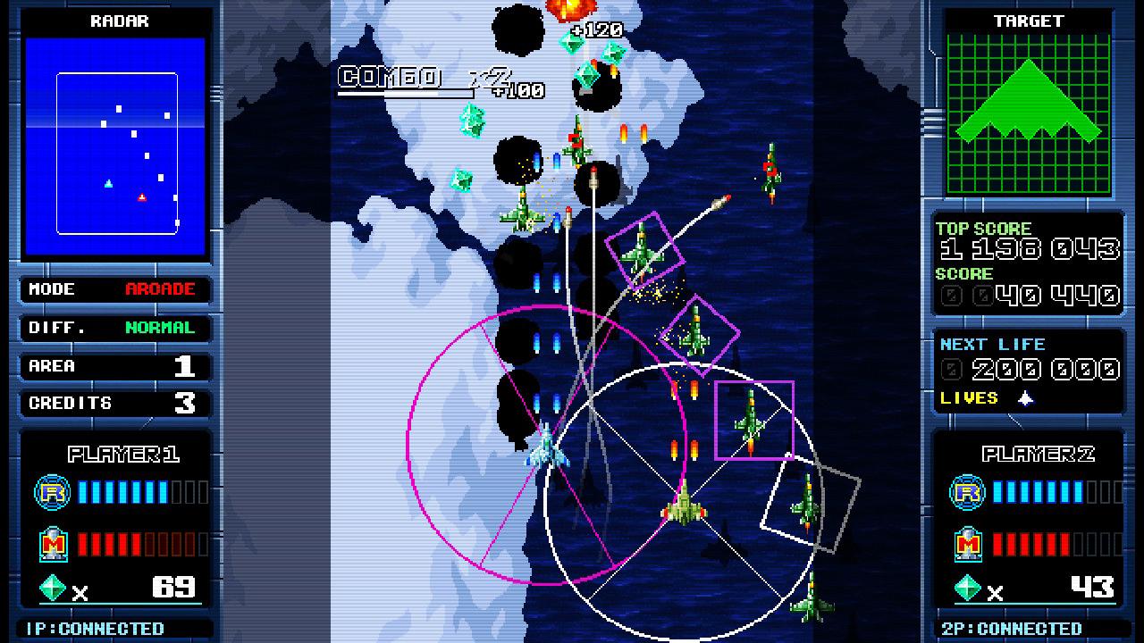 『 Missile Dancer 』(海外Nintendo Switch版)好評発売中!