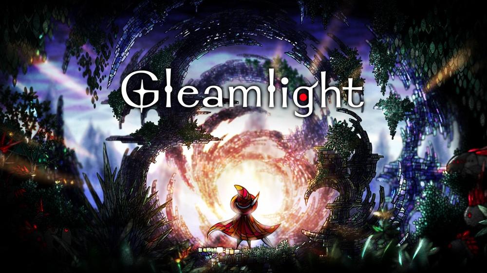 本日発売!DICOが開発した2Dアクション『Gleamlight(グリムライト)』