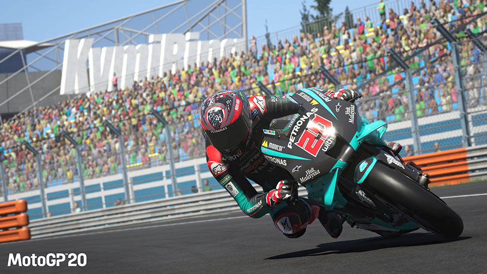 """""""MotoGP™20"""" (Japanese) QA/LQA for PS4 and Switch"""