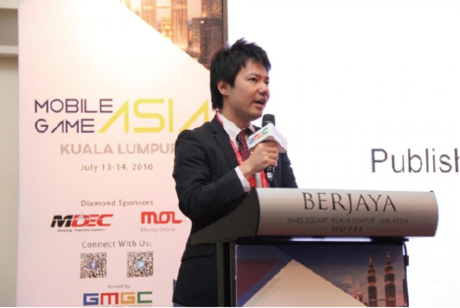Mobile Game Asiaにてプレゼンテーションを行いました