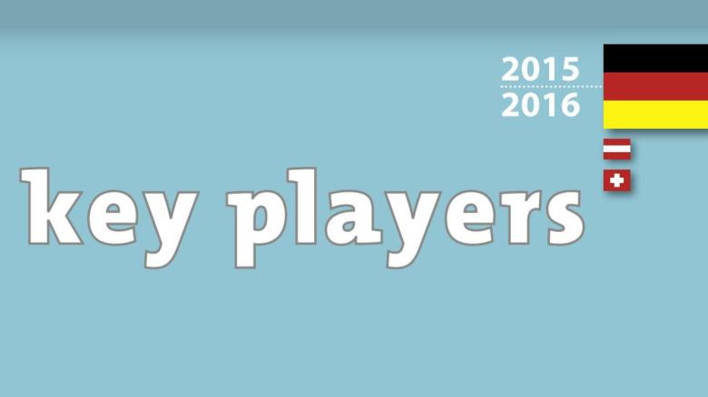 ドイツの最大手ゲーム専門情報メディア「making games」がゲーム業界のクリエーターを紹介する特集誌「key players」本年度版に、DICOドイツからMatias Elsnerの紹介記事が掲載されました。